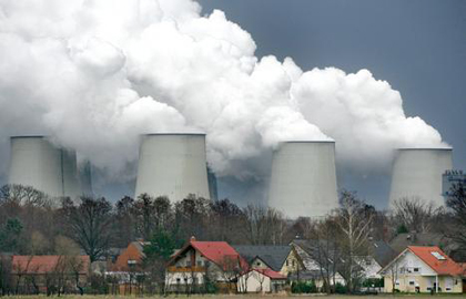Icke förnyelsebar energi