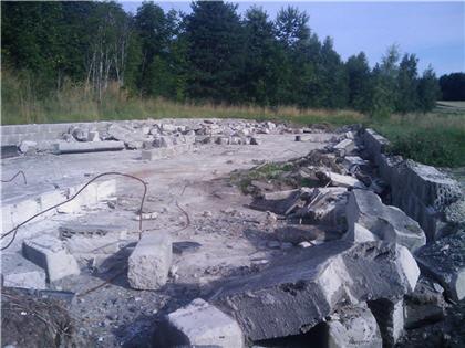 Resterna av Radio Novahuset